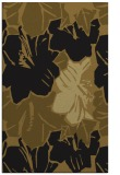 rug #602845 |  mid-brown graphic rug