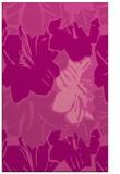 rug #602937    pink abstract rug