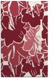 rug #602941 |  pink graphic rug