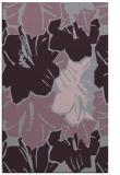 rug #602965 |  purple natural rug