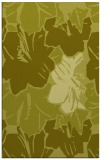 rug #603049 |  light-green abstract rug