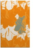 rug #603073 |  light-orange graphic rug