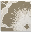 rug #609205 | square mid-brown natural rug
