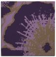 rug #609297   square purple natural rug