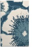 rug #609793 |  white graphic rug