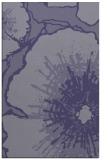 rug #609857    blue-violet natural rug