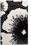 rug #610041 |  white graphic rug
