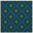 rug #612665   square blue rug