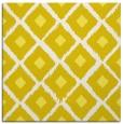 rug #612861 | square white animal rug