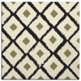 rug #612893 | square black retro rug