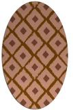 rug #613084 | oval popular rug