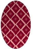 rug #613156   oval animal rug