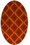 rug #613184 | oval popular rug