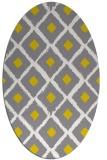 rug #613240 | oval popular rug