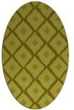 rug #613257 | oval rug