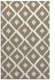 rug #613289 |  white animal rug