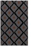 rug #613297 |  black animal rug