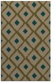 rug #613409 |  mid-brown animal rug