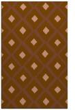 rug #613433 |  brown animal rug