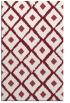 rug #613501    pink animal rug