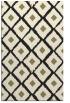 rug #613597 |  black popular rug