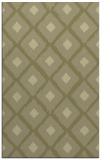 rug #613613 |  light-green animal rug