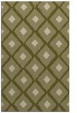 rug #613621 |  light-green animal rug