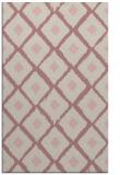rug #613629    pink animal rug