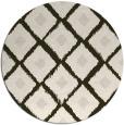 rug #613820 | round animal rug