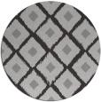 rug #613841 | round orange popular rug