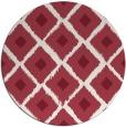 rug #613856   round animal rug