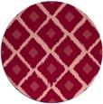 rug #613860 | round animal rug