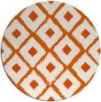 rug #613910 | round animal rug