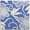 rug #617905 | square blue rug