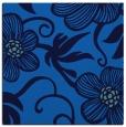 rug #618033 | square blue natural rug