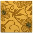 rug #618169 | square light-orange natural rug