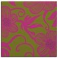 rug #618193 | square pink rug