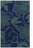 rug #618601 |  blue popular rug
