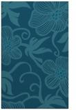 rug #618617 |  blue-green natural rug