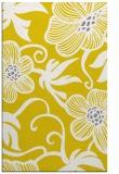rug #618869 |  yellow natural rug