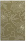 rug #618893 |  light-green natural rug
