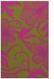 rug #618897 |  light-green natural rug