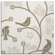 rug #619625 | square white graphic rug