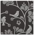 rug #619825 | square orange graphic rug