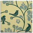 rug #619829 | square yellow natural rug