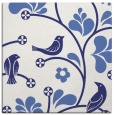rug #619905   square blue graphic rug