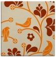 rug #619941   square orange rug