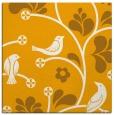 rug #619961 | square light-orange graphic rug