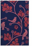 rug #620421 |  pink graphic rug