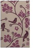 rug #620485 |  pink popular rug